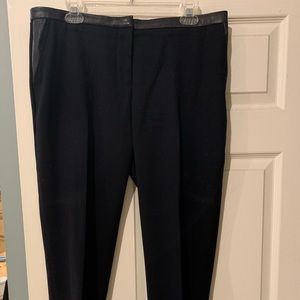 Tory Burch Navy Christy Pant